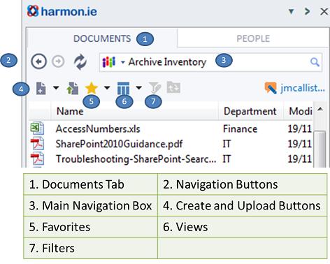 Harmon.ie Functions