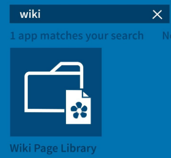 Enable Wiki on SharePoint Communication Site